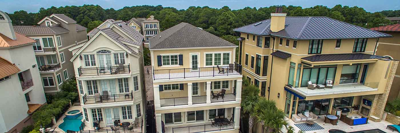 Properties managed by Vacation Homes of Hilton Head