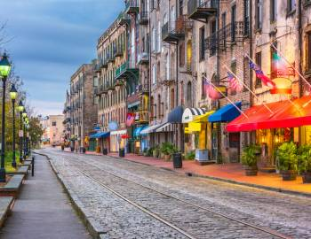 Historic Downtown Savannah