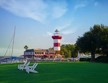 The Harbour Town Lighthouse
