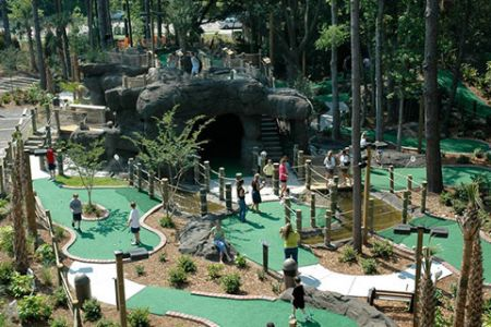 Adventure cove golf course
