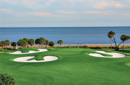 Robert Trent Jones Course- Palmetto Dunes