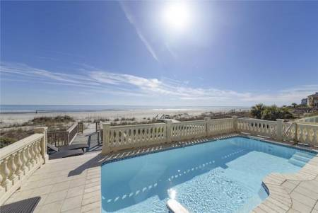 hilton head beachfront home