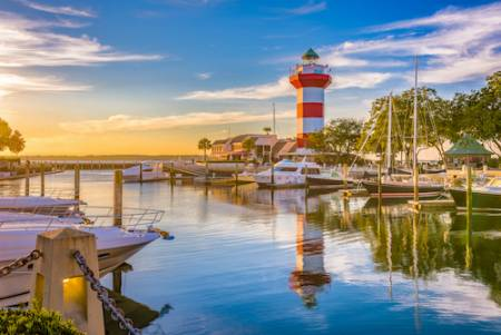 hilton head lighthouse image