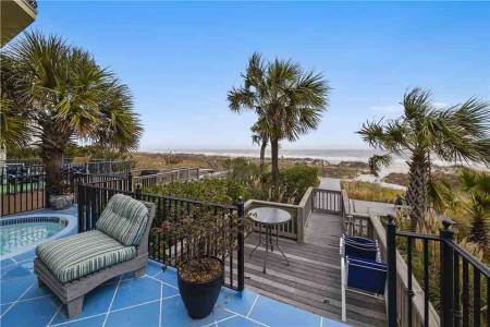 Burkes Beach vacation home at Hilton Head