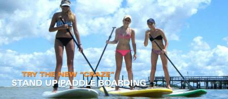 H20 Sports Hilton Head- Paddleboards