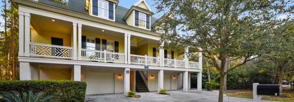 Hilton Head Rental - Burke's Beach
