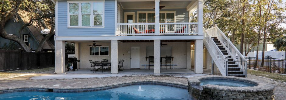 Hilton Head Featured Rental - Folly Beach