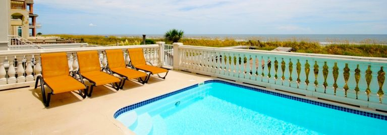 Hilton Head Oceanfront Al With Pool