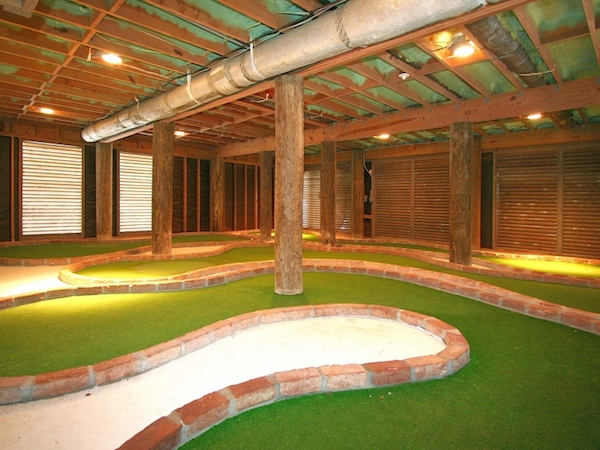 Private Indoor Golf On Hilton Head