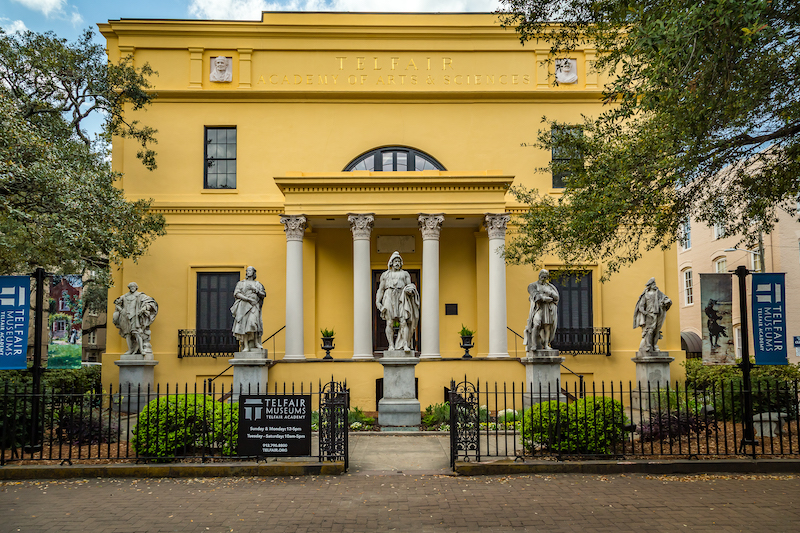 Telfair Museums Savannah GA