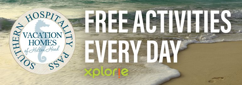 Free Activities Every Day of Your Stay with Vacation Homes of Hilton Head